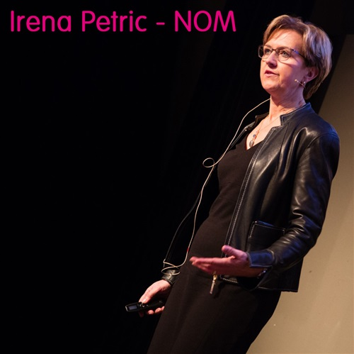 Irena Petric website